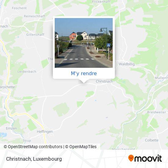 Christnach plan