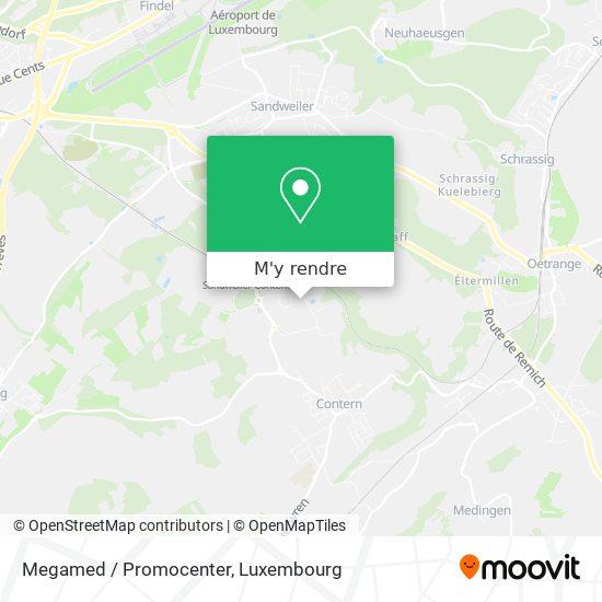 Megamed / Promocenter plan