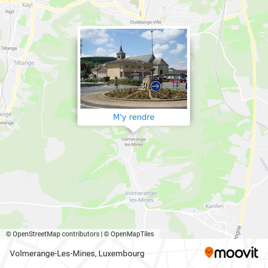 Volmerange-Les-Mines plan