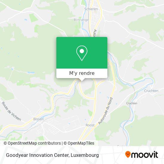 Goodyear Innovation Center plan