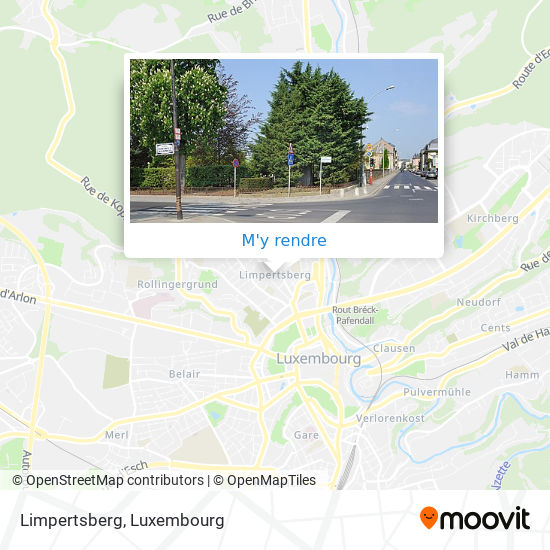 Limpertsberg plan