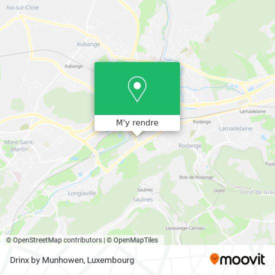 Drinx By Munhowen plan