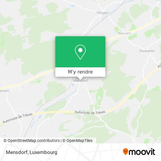 Mensdorf plan