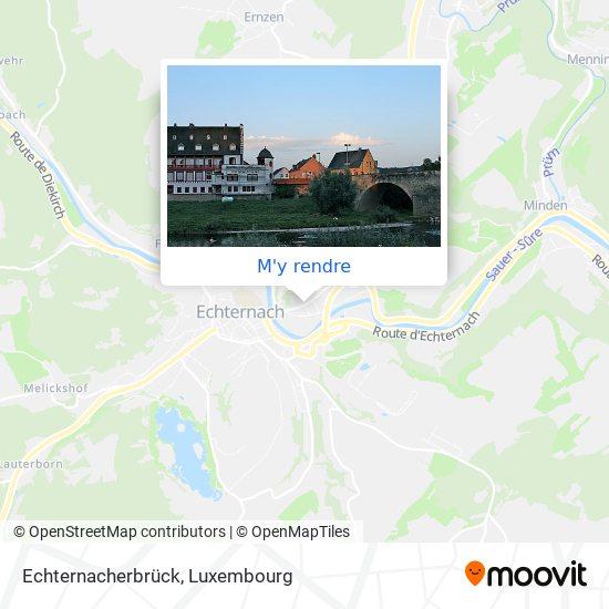 Echternacherbrück plan