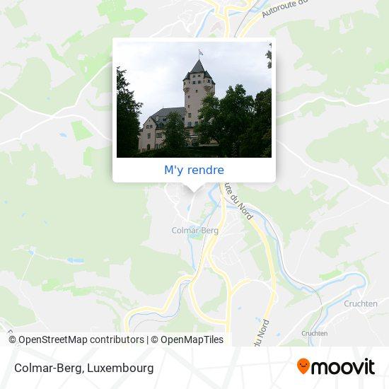 Colmar-Berg plan