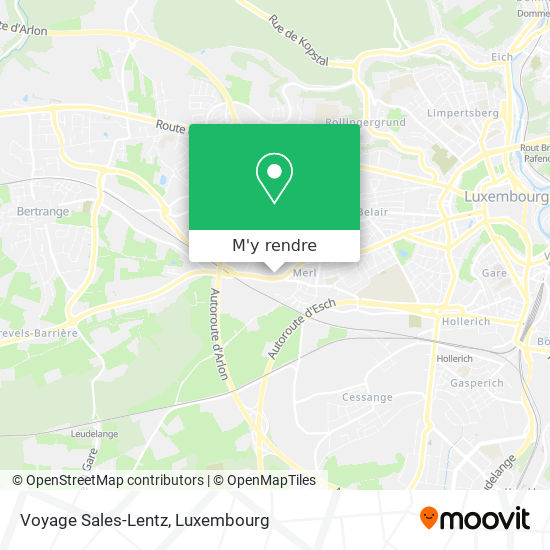 Voyage Sales-Lentz plan