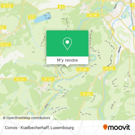 Convis - Kuelbecherhaff plan