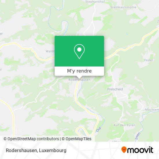 Rodershausen plan
