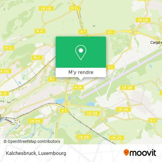 Kalchesbruck plan