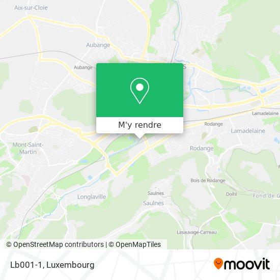 Tripoint Belgique-France-Luxembourg plan