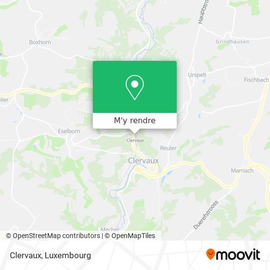 Clervaux plan