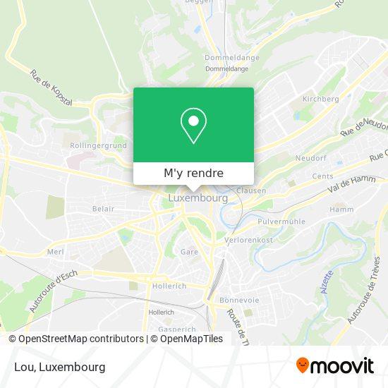 Louis Vuitton plan