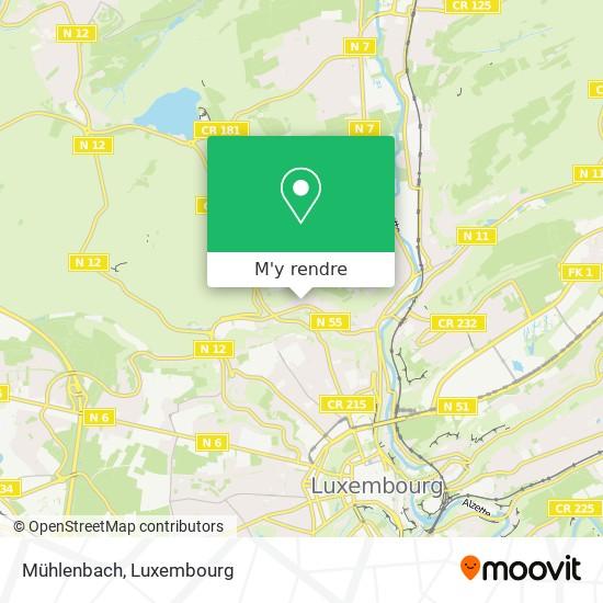 Mühlenbach plan