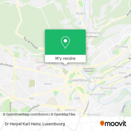 Dr Herpel Karl Heinz plan
