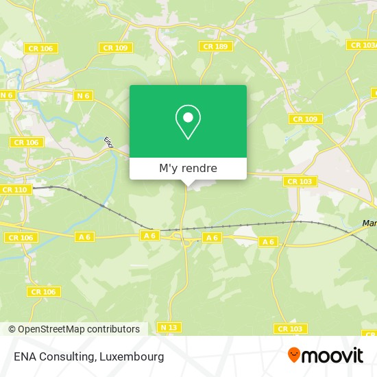 ENA Consulting plan