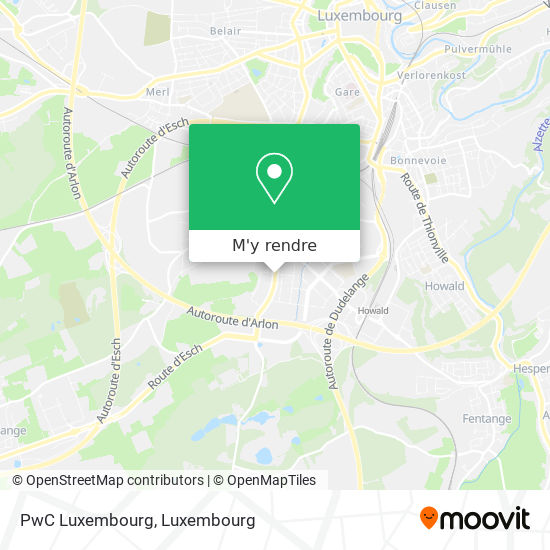 PwC Luxembourg plan