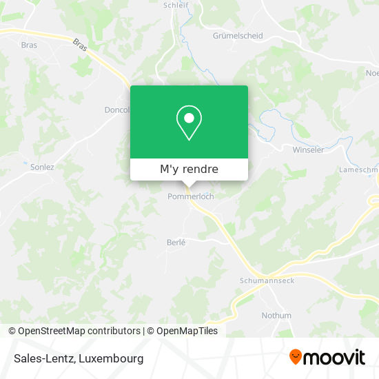 Sales-Lentz plan
