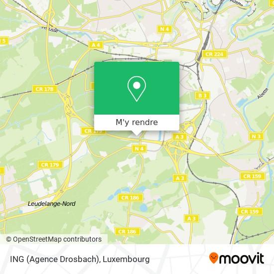 ING (Agence Drosbach) plan