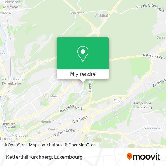Ketterthill Kirchberg plan