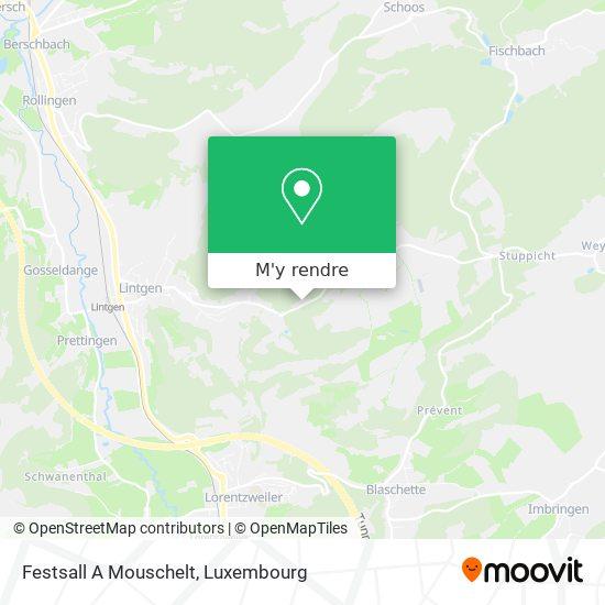 Festsall A Mouschelt plan