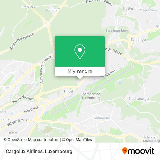 Cargolux Airlines plan