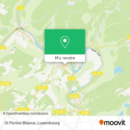 Di Florino-Blasius plan