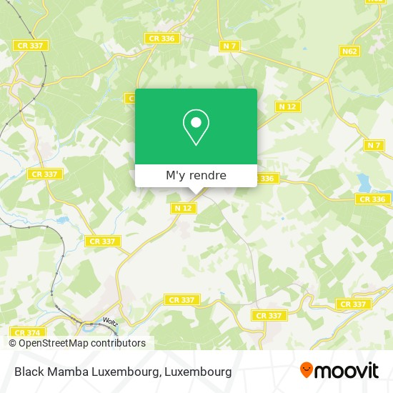 Black Mamba Luxembourg plan