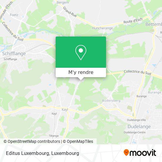 Editus Luxembourg plan