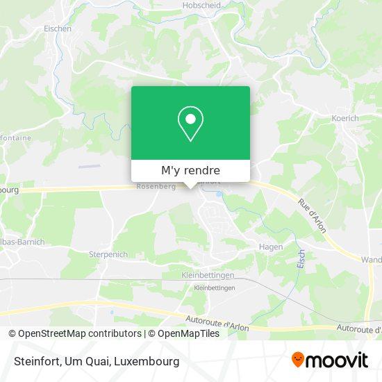 Steinfort, Um Quai plan