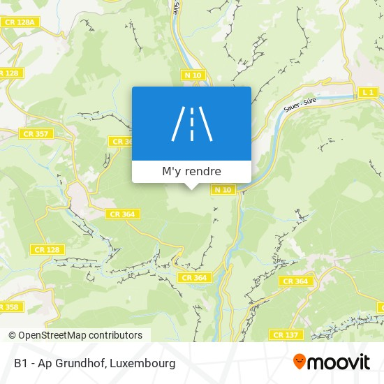 B1 - Ap Grundhof plan