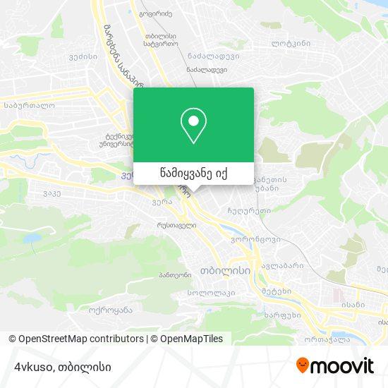 4vkuso რუკა