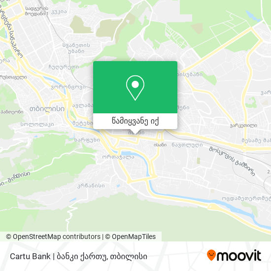 Cartu Bank | ბანკი ქართუ რუკა