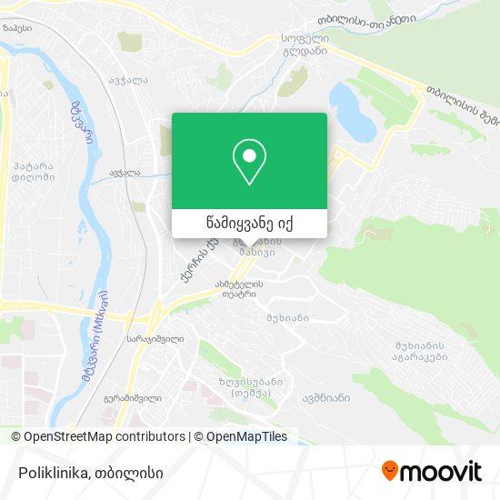 Poliklinika რუკა
