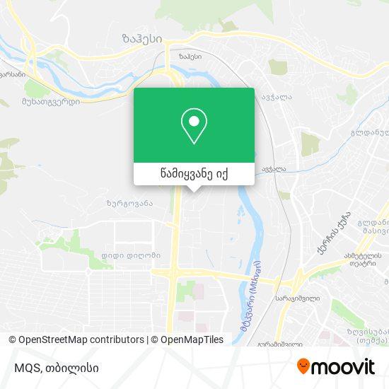MQS რუკა