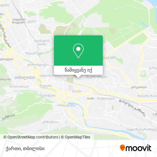 ქართი რუკა
