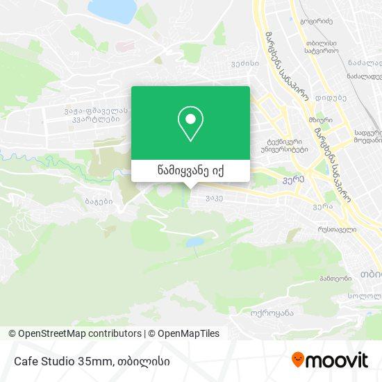 Lavazza რუკა