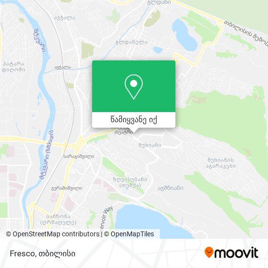 ფრესკო რუკა