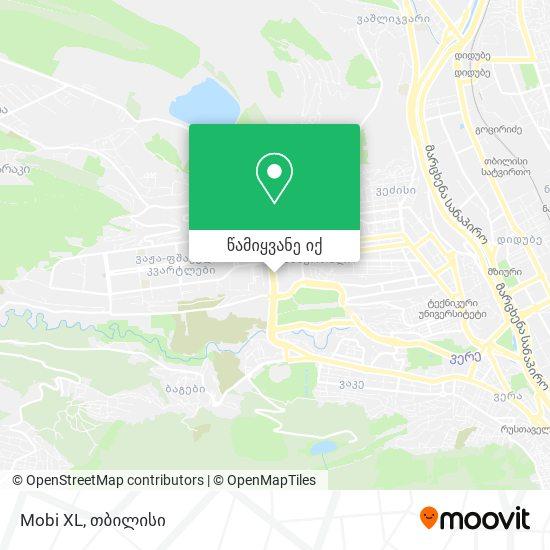Elitel რუკა