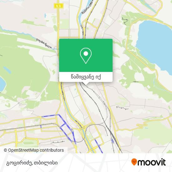 ელექტროდეპო (Elektrodepo) რუკა
