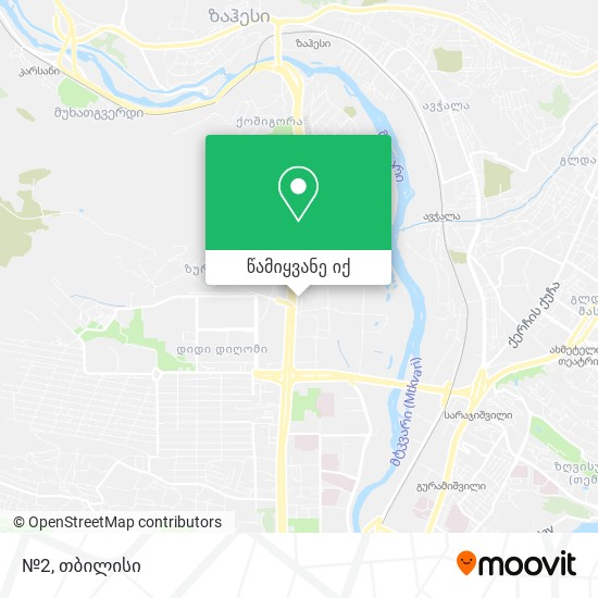 №2 რუკა