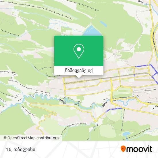 16 რუკა
