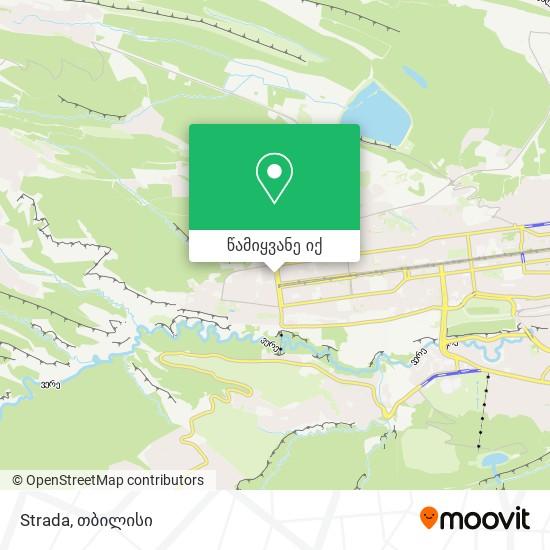 სტრადა რუკა