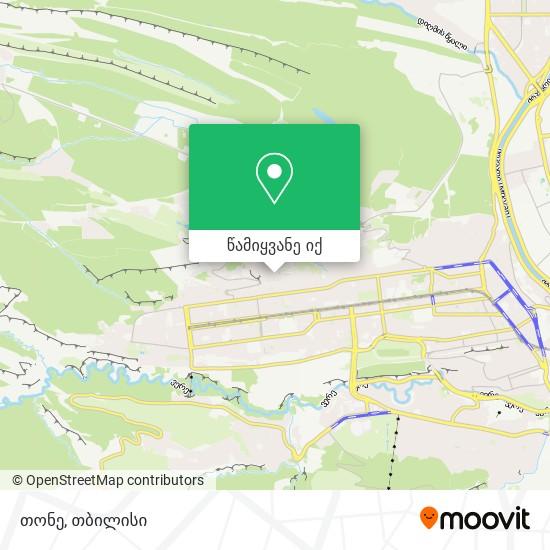 თონე რუკა