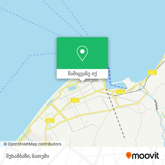 მუხამბაზი რუკა