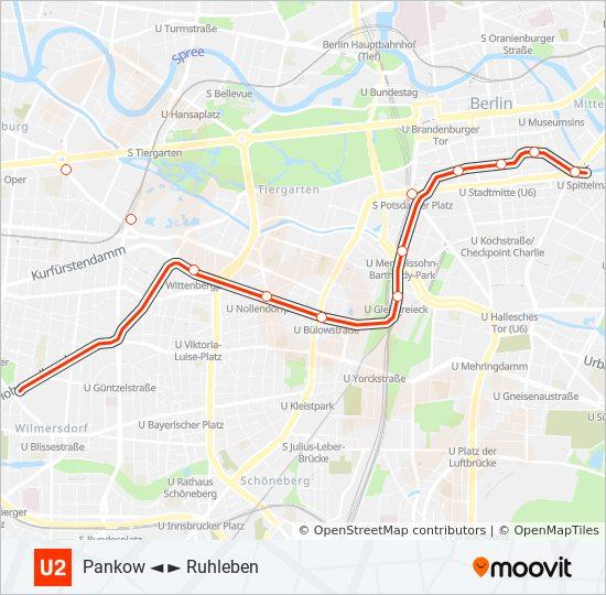 Linie U2 Fahrpläne Haltestelle Karten Spittelmarkt