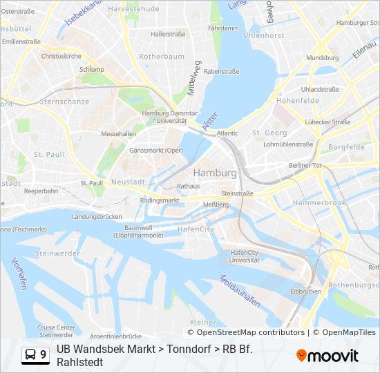 Fahrplan Kvb Linie 9