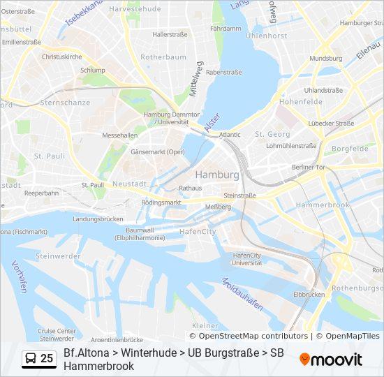 Hamburg Map Pdf