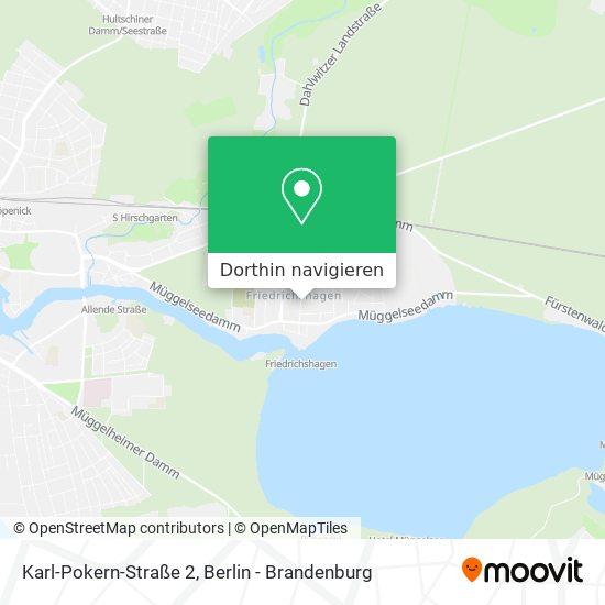 Karl-Pokern-Straße 2 Karte