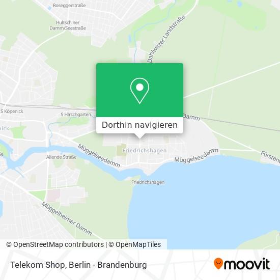 Telekom Shop Karte