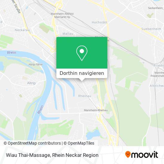 Weena thaimassage ludwigshafen